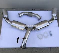 nissan 350z japspeed exhaust exhaust system exhaust system suppliers and manufacturers at