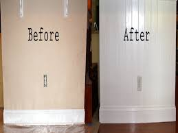 how to paint over wood paneling new how to paint wood paneling the house ideas