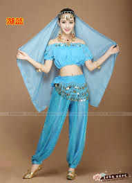new women halloween cosplay party wedding belly dancer aladdin