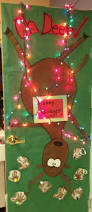 19 best christmas door decor images on pinterest christmas door