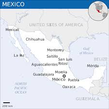 Guadalajara Mexico Map by File Mexico Location Map 2013 Mex Unocha Svg Wikimedia