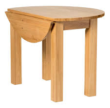round drop leaf table and 4 chairs waverly solid oak drop leaf kitchen dining round table hallowood
