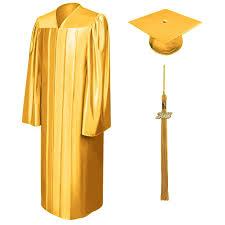 graduation tassel colors shiny antique gold middle school cap gown tassel gradshop