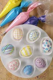 Jumbo Easter Decorations by These Beautiful Mirror Easter Egg Ornaments Will Set The Tone For