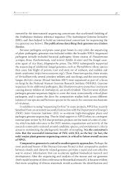 sample expository essay 2 assessment achievements of the national plant genome page 23
