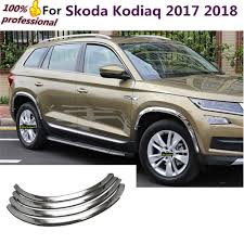 skoda kodiaq 2017 for skoda kodiaq 2017 2018 car stainless steel wheel brow tyre hub