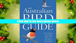 free download the australian bird guide princeton field guides