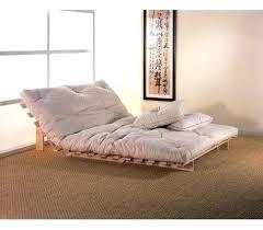 canapé lit futon canape lit 2 place convertible loodo co