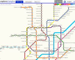 Metro Line Map by The Big Orange Snake Shanghai Metro Line 7 Sneak Preview The