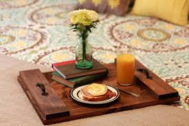 decorations home decor coffee table tray rustic wood coffee
