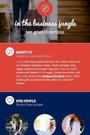 bunt corporate email newsletter template buy premium bunt