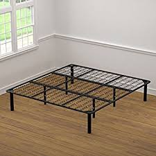 amazon com platform bed frame made in the usa w 100 north