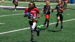 Flag Football Equipment Best Flag Football Player Youtube