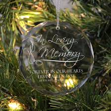 in loving memory ornaments decore