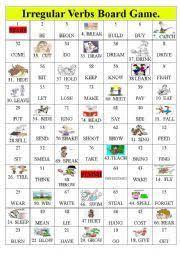 many englishes irregular verb chat board stuff