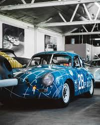 first porsche 356 in the shop with rod emory deus ex machinadeus ex machina