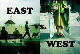 what side does a st go on toronto turf war why living in the east beats the west the star