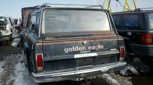 jeep cherokee 1980 junkyard find 1979 jeep cherokee golden eagle the truth about cars