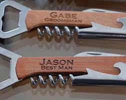 wooden groomsmen gifts personalized buck knife groomsmen gifts engraved wooden