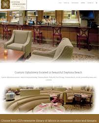 custom upholstery dan ballard website design website design new