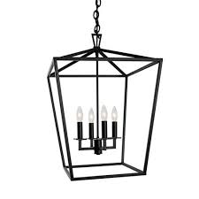 Black Hanging Light Fixture Black Pendant Lighting Bellacor