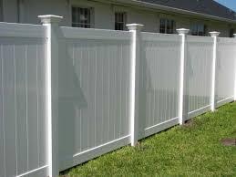 backyard privacy ideas white fence ideas dr house