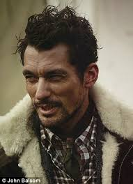 Rugged Hair Exclusive So That U0027s Why He U0027s A Supermodel David Gandy Is Rugged