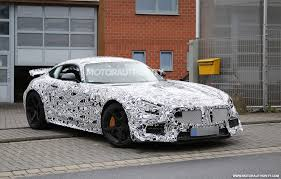 track focused mercedes amg gt to be called a gt r report