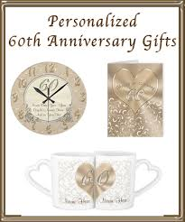 60th wedding anniversary gift affordable and stunning customizable gifts ideas for 60th wedding