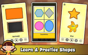 shapes u0026 colors learning games for kids toddler android apps
