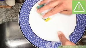 Ways To Clean A Kitchen Sink WikiHow - Kitchen sink cleaner