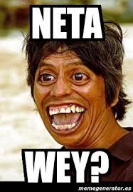 Neta Meme - meme personalizado neta wey 4184360