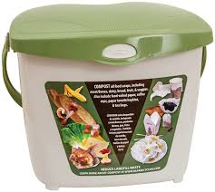 compost canister kitchen residential food composting program napa recycling