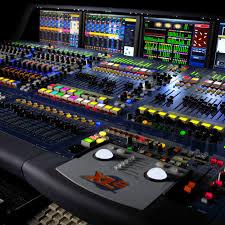 Midas 32 Midas Xl8 Digital Mixer Live Sound Recording Studios Pinterest