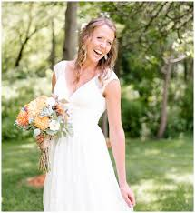 wedding dress raisa andrew s lake wisconsin outdoor wedding