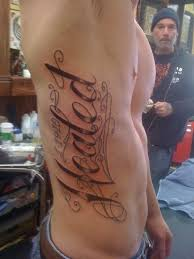 Mens Rib - 7 best side images on rib cage tattoos