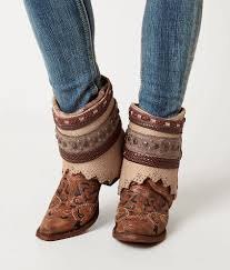 corral cognac flipped ankle cowboy boot women u0027s shoes in ld