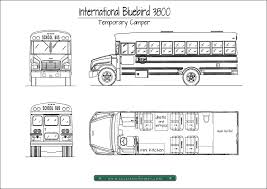 our first bus temporary conversion progress conversions