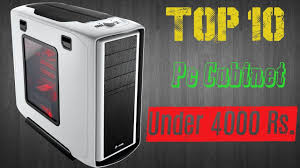 cabinet for pc top 10 pc gaming cabinet of 2017 youtube
