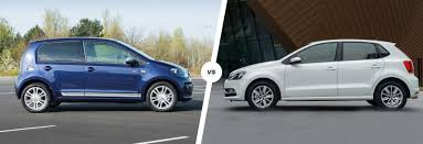 volkswagen up vs polo u2013 city car vs supermini carwow