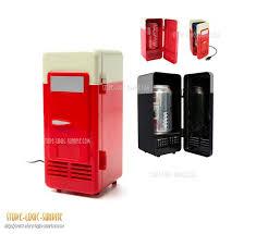 frigo de bureau mini frigo usb pour canette lsstore