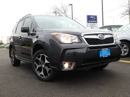 used 2014 subaru forester 2 0xt touring for sale in schaumburg il