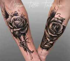 key rose pesquisa google tattoo pinterest tattoo tatting