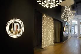 Light Fixtures Nyc by Oled Showroom Blackbody In New York Oled Art Magazine