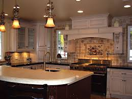 homeofficedecoration french country kitchen wall tiles