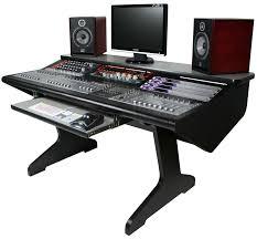 Argosy Console Desk Malone Design Works Mc Desk Black Sweetwater
