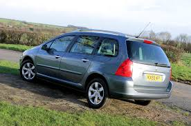 used peugeot 3007 peugeot 307 sw review 2002 2007 parkers