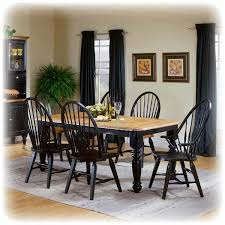 Download Black Country Dining Room Sets Gencongresscom - Country style kitchen tables