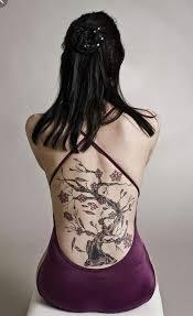 cherry blossom tattoo japanese blossom tree tattoo design 2018