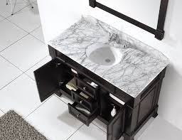 Bathroom Vanities With Marble Tops White Bathroom Vanity Marble Top Silkroad 92 Moduler Bathroom